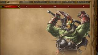 Classic Warcraft III in 2019 - Prologue