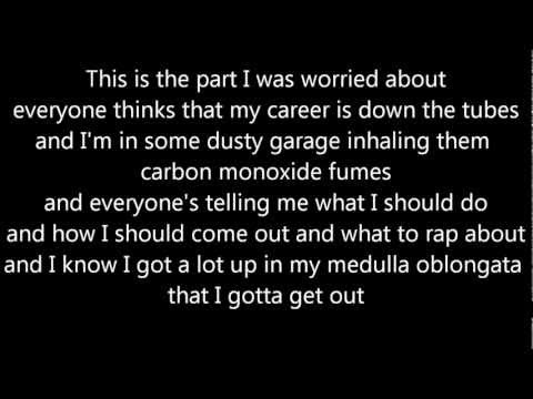 Eminem G.O.A.T. Lyrics HD