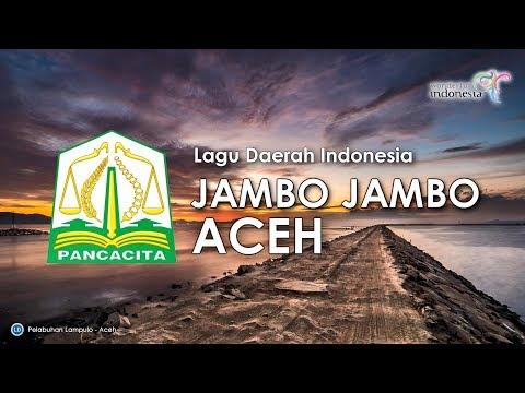 Jambo Jambo - Lagu Daerah Aceh (Karaoke dengan Lirik)