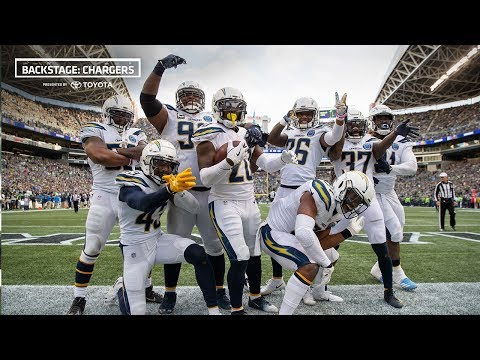 Backstage: Chargers | Chapter Six