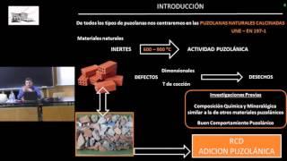 Residuos de Construcción y demolición como puzolanas alternativas ...