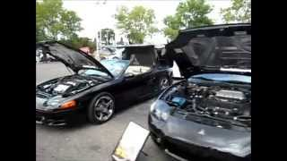 All Mitsubishi Cookout & Car Show 2014