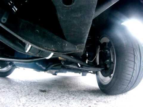 1966 Mustang Strut Rod Bushing Issue