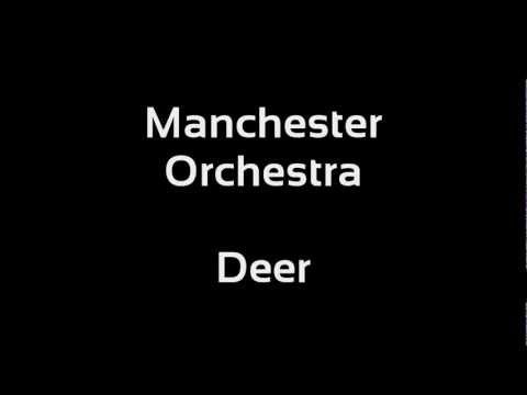 Manchester Orchestra - Deer (Lyrics)