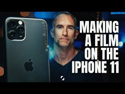 Can You Make A Film On The IPhone 11 Pro? | Filmmaking Tips