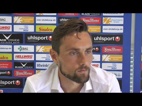 Interview: MSV Duisburg Neuzugang James Holland