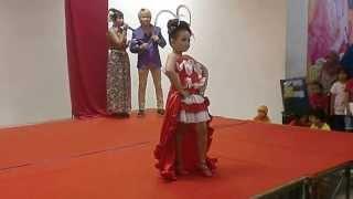 Model Fashion Show Kategori Anak