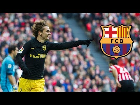 Antoine Griezmann ● Welcome to Barcelona, summer 2018 ● Greatest Goals & Skills