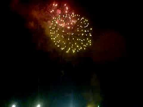 Fireworks @ Beckley Motor Speedway