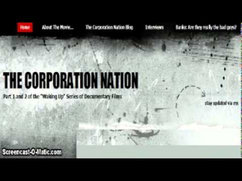 Corporation Nation with Clint Richardson and Tami Pepperman June 20, 2014