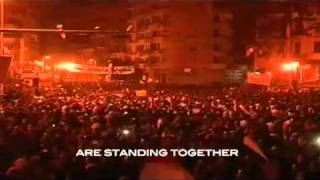 The Truth Behind The Egyptian Revolution 2011. Protesters Singing. World MUST MUST Watch!
