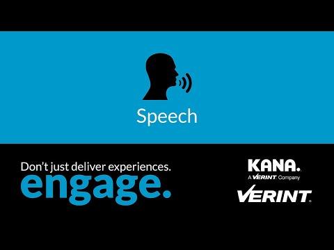 Verint Speech Analytics
