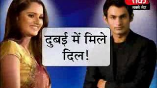 Sania Mirza Shoaib Malik wedding news part 1