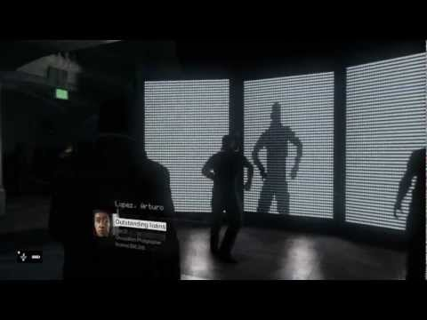 E3 2012: Watch Dogs - Game Demo Video