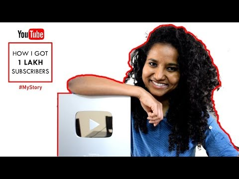 How I Got 1 Lakh Subscribers | How To Become a YouTuber in India | Social Media Influencer
