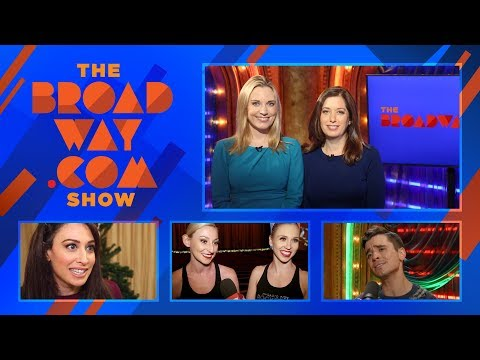 The Broadway.com Show - 11/24/17: Radio City Rockettes, Matt Doyle, Lesli Margherita & More