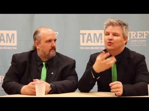 TAM 2013 Interviews: Ep.2 - Bryan & Baxter