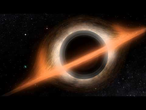 Interstellar Style Black Hole Visualization (4K Ultra High ...