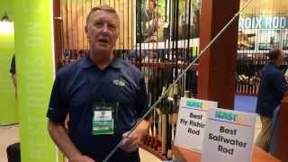 From the ICAST Show Floor with St. Croix Rods