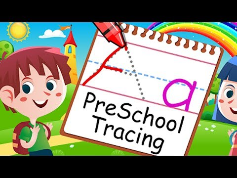 ABC PreSchool Kids Tracing & Phonics Learning Game | Kids Game | Learn | Educational | Fun