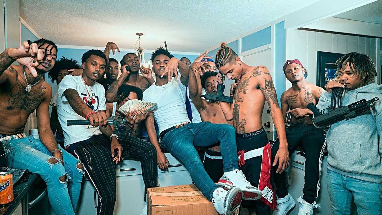 "Lil Mexico ft. GuapDaMenace x Muddy- ""Trap Boys"" (shot by @ganktowndurt)"