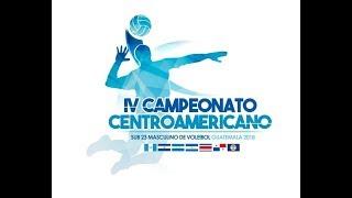 IV Campeonato Centroamericano Voleibol U23