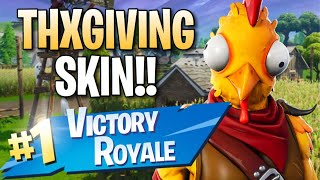 "NEW ""Tender Defender"" Skin!! (7 Frag Solo Victory) - Fortnite: Battle Royale Gameplay"