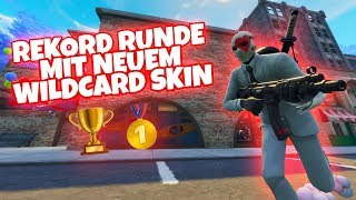 OMG *funny* 😂!!! WELTREKORD with NEW WILDCARD SKIN??? 😱| ZONEN-KILLS in TOP 3 😍| Attix Fortnite
