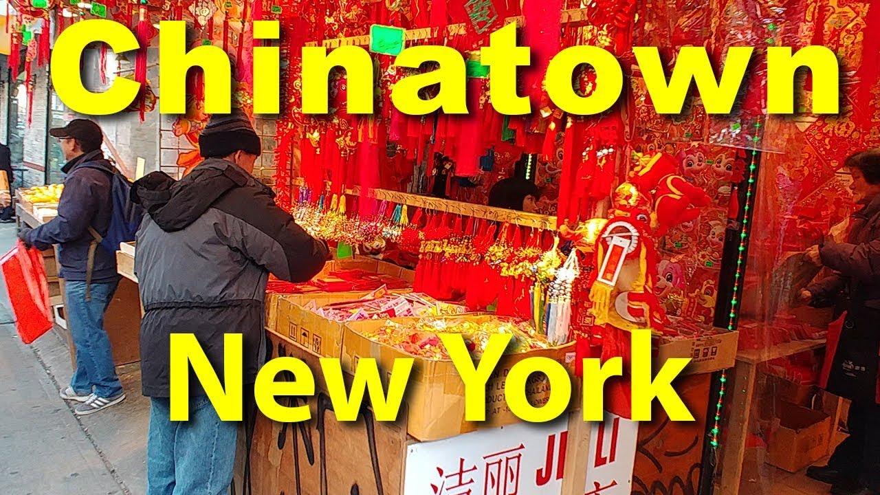 Chinatown New York Youtube