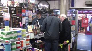 Documentary: Independent Bookshops -