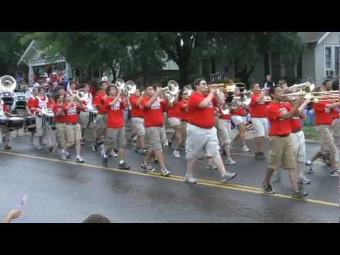 4th Of July Parade 2010 Belton Tx Youtube