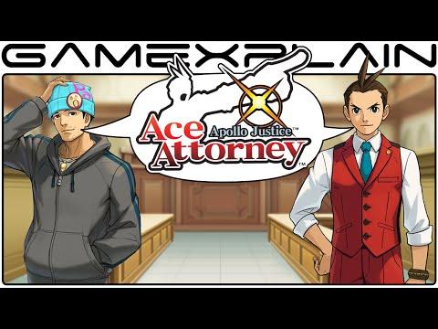 Apollo Justice: Ace Attorney - Retrospective Discussion (Thoughts & Impressions)