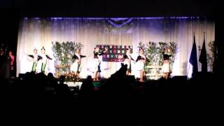 Miss Hmong Wisconsin Pageants performed a opening walk show @ Milwaukee