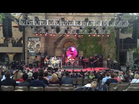 Boston at Mountain Winery, Saratoga, CA - 7/8/2016