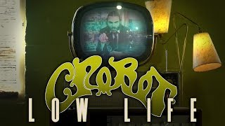 "Crobot - ""Low Life"" Official Music Video (MOTHERBRAIN)"