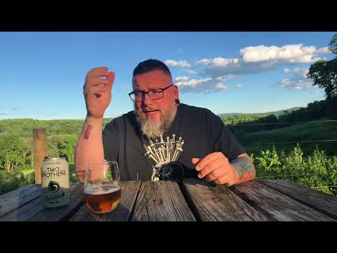 Massive Beer Review 1590 Two Brothers Brewing Sidekick Pale Ale