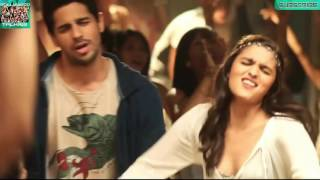 Alia Bhatt Hot Boobs Bounce Almost Nipples Exposed Slow Motion Latest Sexy Release 2016