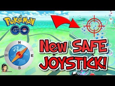 NEW SAFE JOYSTICK Spoof For Android! Fake GPS GO Location Spoofer FREE (November 2018)