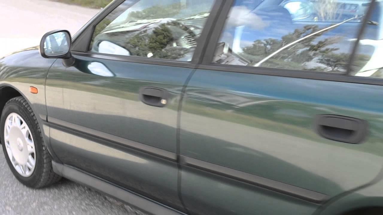 Разбор фар Mitsubishi Carisma