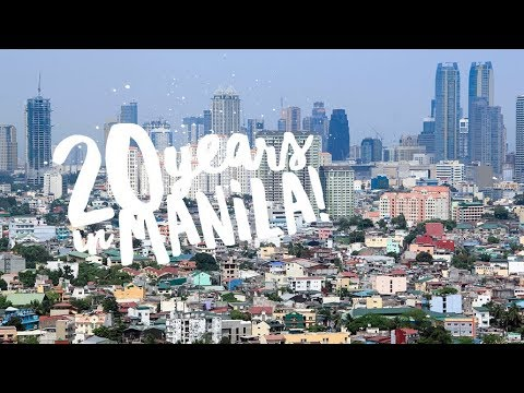 20 Years in the Philippines!
