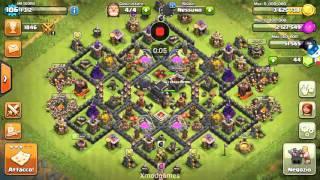 Clash of clans/ricerca di risorse