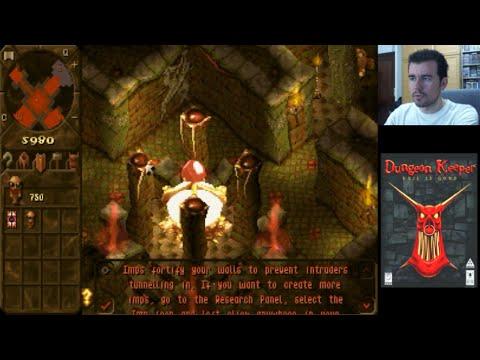 DUNGEON KEEPER (PC) - El guardián de la mazmorra || Gameplay en Español