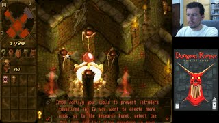 DUNGEON KEEPER (PC) - El guardián de la mazmorra || Gameplay en Español