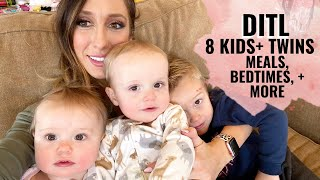 Day in the life of a family of 10! Jordan Page
