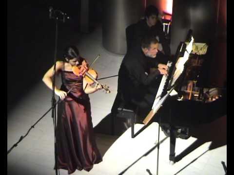 Maurice Ravel - Sonata For Violin And Piano (3. Perpetuum Mobile. Allegro)