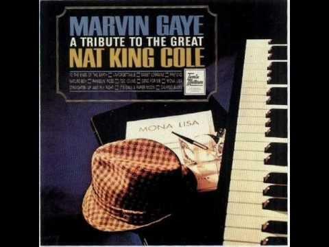 marvin gaye sings nat king cole