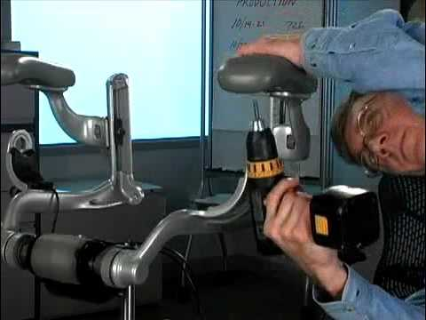 Aeron Service 9 Swing Arm Replacement YouTube