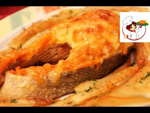 голец рыба рецепты в духовке в фольге с картошкой