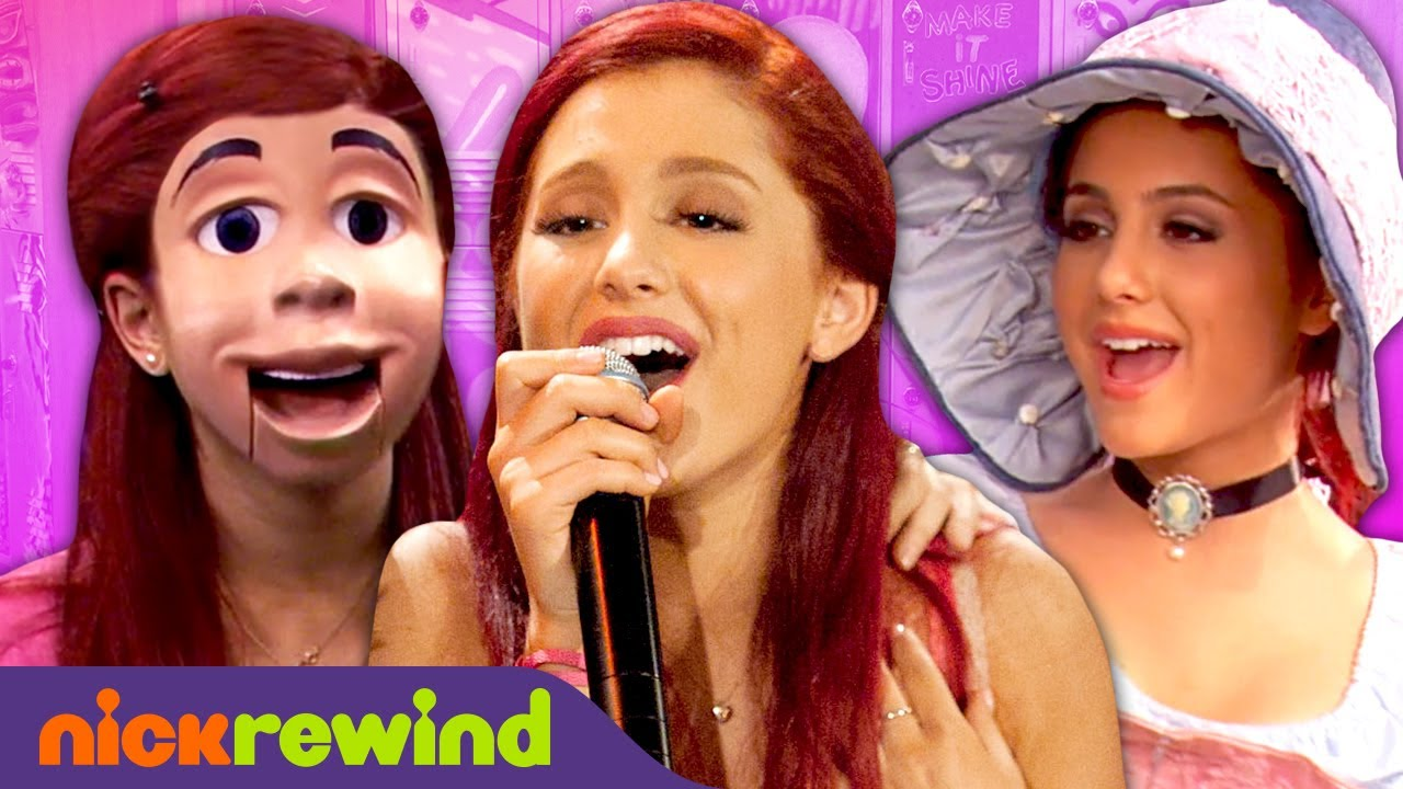 Download 57 Best Cat Valentine Moments from Every Episode of Victorious 😻 | NickRewind