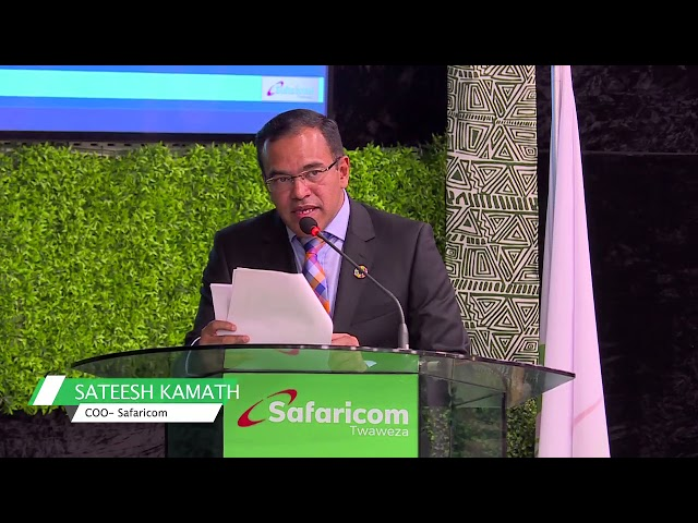 Safaricom maintains high growth momentum